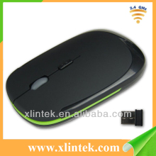 hot laptop computer tablet pc 2.4G wireless mouse