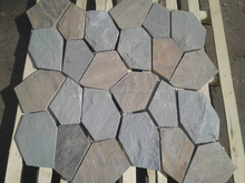 natrue slate for garden stepping stones lowes
