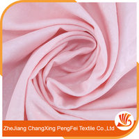 100% Microfiber Fabric Brushed Solid Dyed+Embossed 80GSM 200-300CM Width Soft Hand Feeling