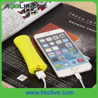 sale promotion !! external battery 2600mah power bank for samsung s4 mobile phone from shenzhen aoolif