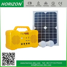 10W Home LED Lighting Solar System Kit MP3/FM Radio Best Seller Portable solar system pictures of the planets