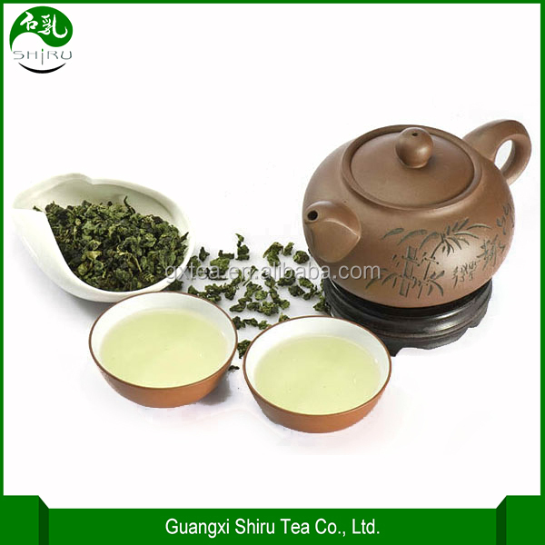 Green Nature oolong tea of super quality tie guan yin and tie guan yin oolong tea