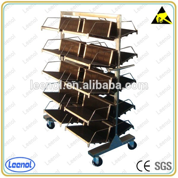 Handling and storage ESD Circulation Trolley Cart