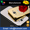 Custom aluminium bumper mobile phone cover for samsung galaxy j7 with cell phone back cover