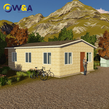 (WAS1508-54S)China Prefabricated Residential Mobile Houses for Office