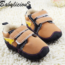 New Fashion Baby Prewalker Shoes Boots Infant Toddler Super Keep Warm First Walkers Boy Kids Crib Snow Booties Footwear
