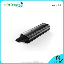 Dependable performance vaporizer Vax Mini rohs electronic cigarette