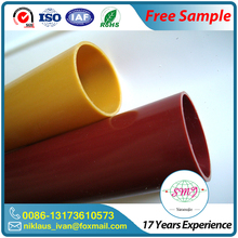 2016 New hdpe pipe full form with high quality