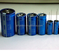 390uf 450v super capacitor 2.7v 3000f for EPCOS Aluminum electrolytic capacitors Snap-in capacitors 30*45