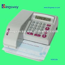 2012 Portable Check Writer(KSW310A)
