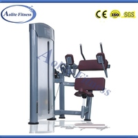 Professional Fitness Equipment Abdominal Machine Exercise Equipment