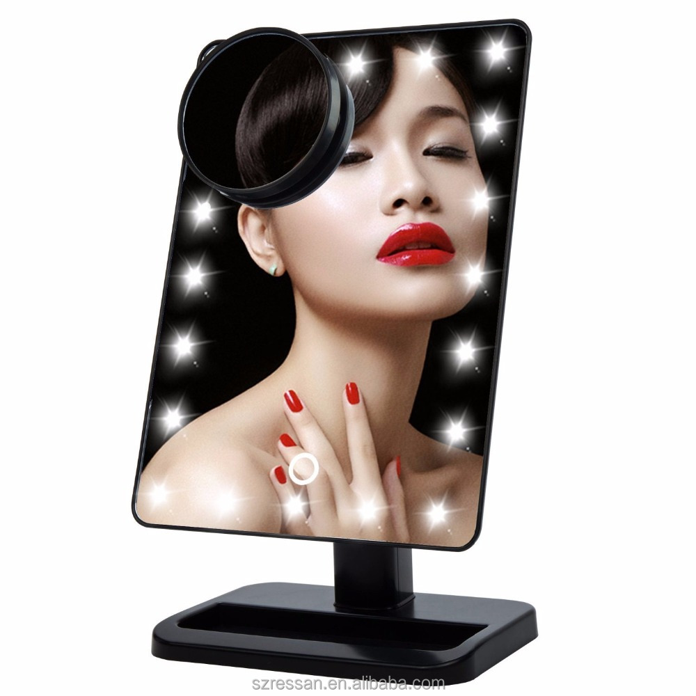cheap theatrical vanity girl hollywood led makeup mirror with light. Black Bedroom Furniture Sets. Home Design Ideas
