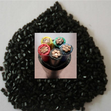 LDPE granules as aerial cable insulation material