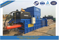 Automatic Waste Paper Baling Machines Cardboard