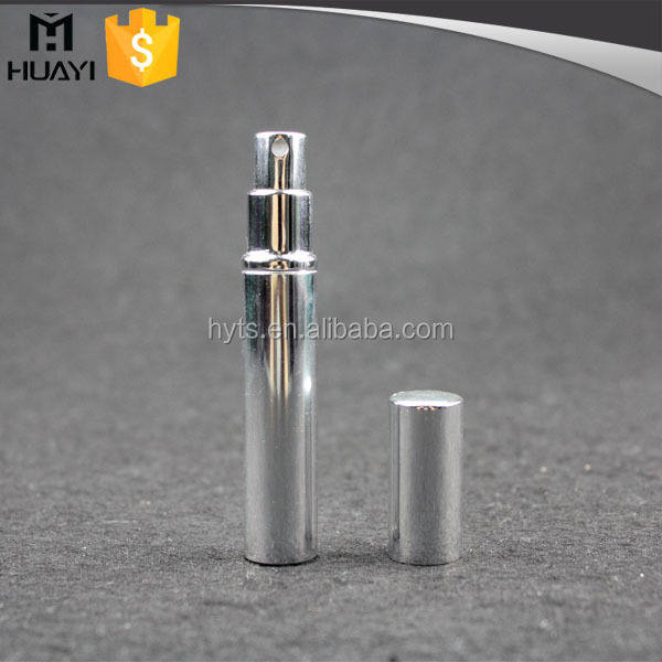 3ml aluminum antique perfume atomizer for perfume test