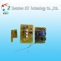 Customized 12V positive and inverse wireless motor controller 433Mhz