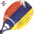 wooden beach tennis racket 100% carbon graphite 38mm paddle racket