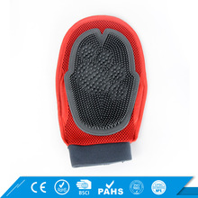 Grooming Glove Brush Highest Level Tpr Material Pet Dog Bath