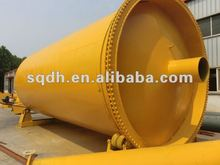 extract fuel oil from waste tyre/rubber with cap of 8-10T/D--CE/ISO