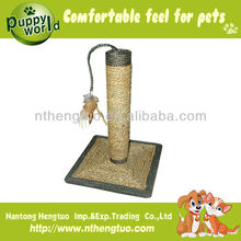 sisal simple cat tree with high quality