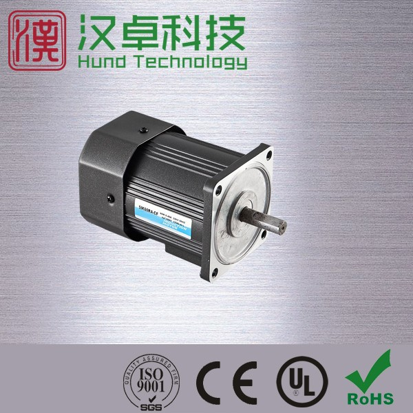 speed adjustable 60W industrial electric motors