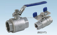 Chinese manufacture ISO&CE certification Hot sale stainless valve manifold