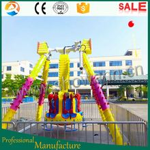 Family play amusement fun fair rides small thrilling pendulum rides for sale