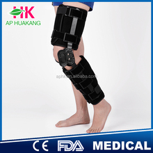 orthopedic leg support,medical leg braces for adults with CE & FDA (factory)