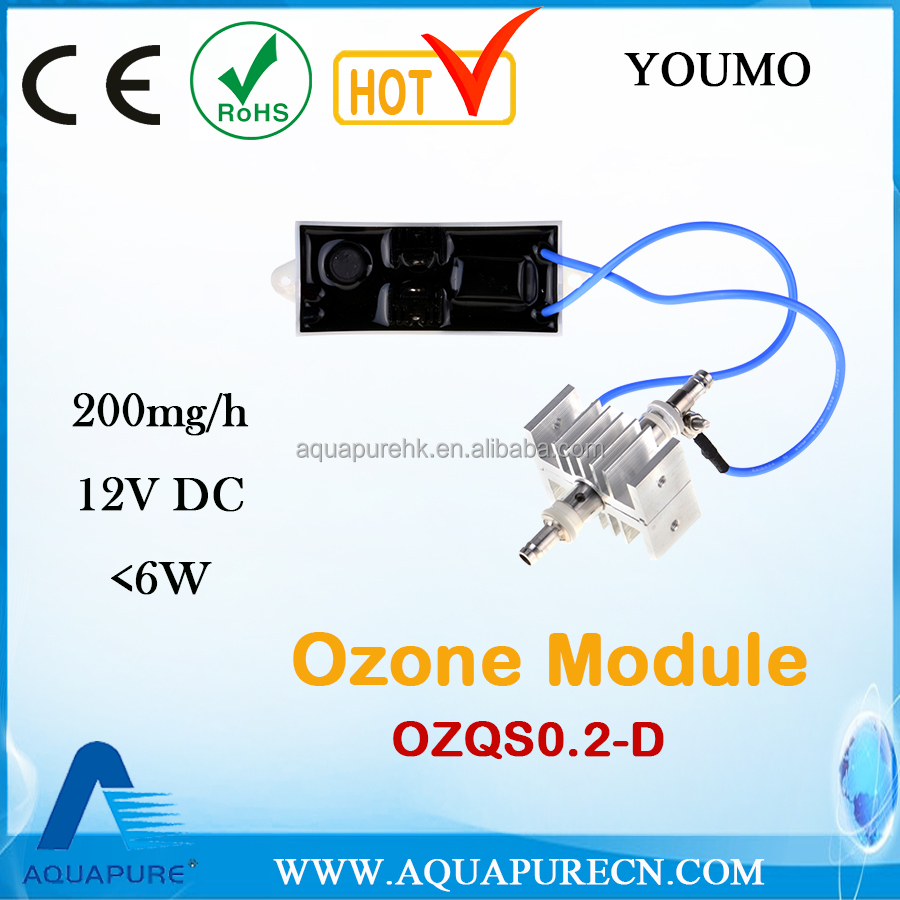 12v DC 200mg/h Spare Parts for Ozone Generators