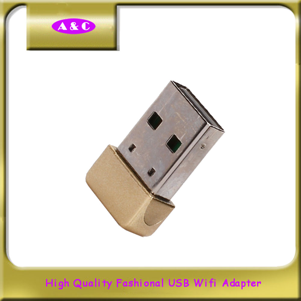 Comfortable new design 150mbps 7601 wifi network card