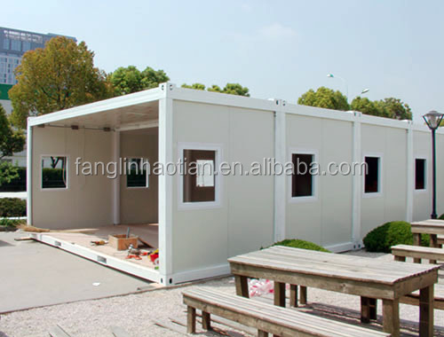 High quality Modular container house luxury prefabricated