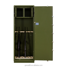 Capacity 6 Rifles Use electronic code lock for gun safe cabinets