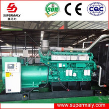 Hot!CE ISO certifide 1MW diesel generator with Cummins engine/MTU/Jichai engine