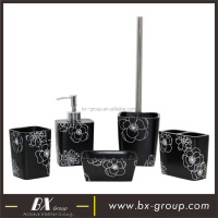 BX Group Fashion Flower Design Polyresin