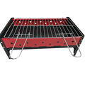 2017 Hot Selling Powder Coated Foldable Charcoal BBQ Grills