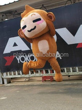 Professional animal mascot costume/monkey mascot costume for adult
