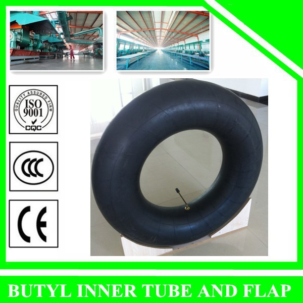 Low price butyl rubber AGR farm tractor 6.00-19 inner tube made in China