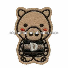 Animal Embroiderey Patches/Animal Clothes Embroidery Patches/Animal Embroidered Patch