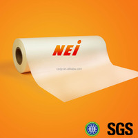 Soft Touch Hot Lamination Film,smoothness effect,35mic
