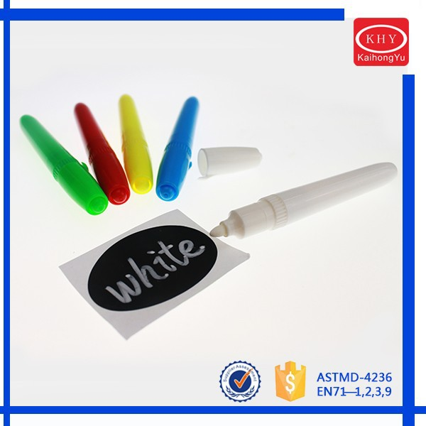 Assorted Colors Liquid Chalk Ink Hot Selling Fluorescent Marker