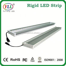 2835 smd 4mm or 3.2mm width 12 volt rigid led strip aluminium led bar aluminium led bar
