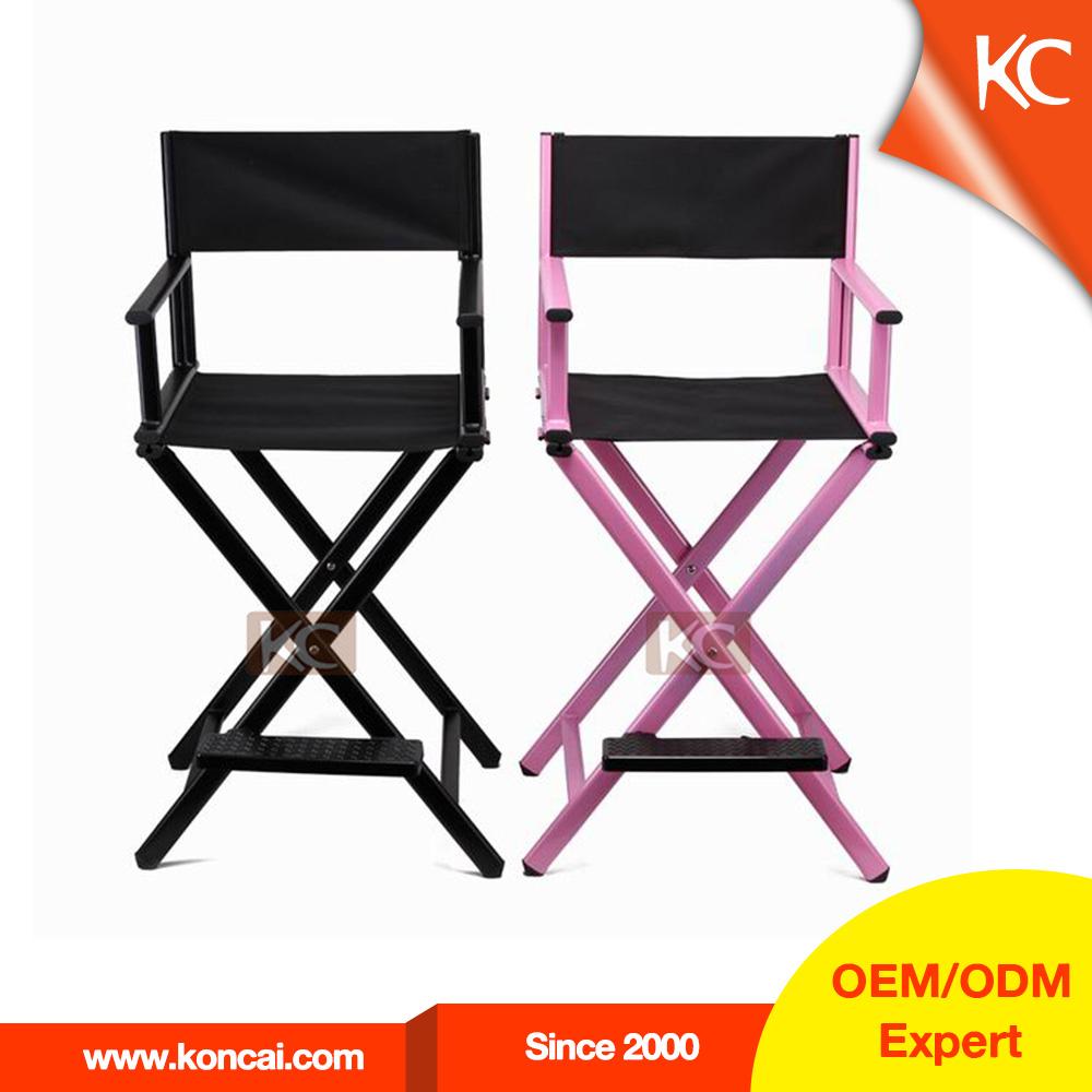 Good quality lightweight folding beauty chair salon metal for Good quality folding chairs