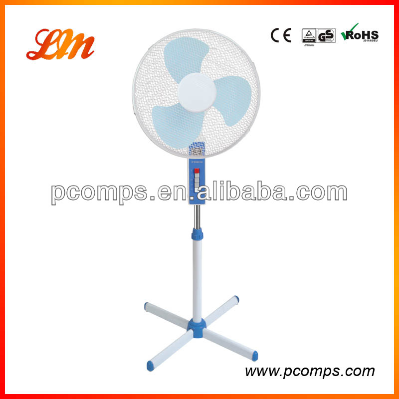 Oscillating Pedestal Fan Parts with Light Indicator FS-40E