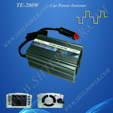 dc to ac car inverter 200W portable and micro 12V 24V 48V Input to 230V 240V