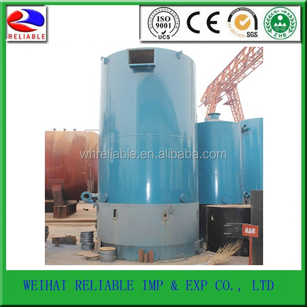 China manufacture Best-Selling oil fired conduction thermal oil boiler