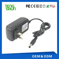 5s norminal 18v ac dc 21v 1a wall mount lithium battery charger/power adaptor