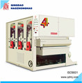 Heavy duty wide belt sanding machine for plywood