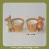 Terracotta animal wholesale flower pots
