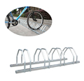 Four Slot Spacing Standard Bike Rack