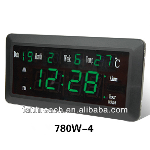 Indoor mini projects in digital clock manufacturer